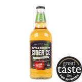 Apple County Cider Dabinett Medium (12x500ml)