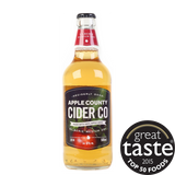 Apple County Cider Vilberie Medium Dry (12x500ml)