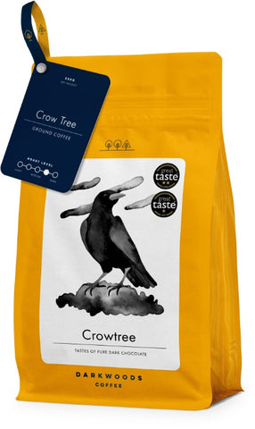 Dark Woods Crow Tree Coffee 8x250g (Beans)
