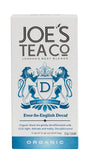 Joe's Tea Ever-So-English Decaf (6x15 bags)