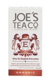 Joe's Tea Ever-So-English Everyday (6x15 bags)