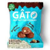 GATO and Co Hazelnut Butter & Double Chocolate Cookies (10x33g)
