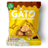 GATO and Co Peanut Butter & Chocolate Chip Cookies (10x33g)