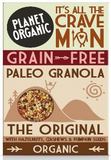 Planet Organic Paleo Granola The Original (6x350g)