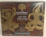 Coconut Kitchen Curry Paste Gift Set (6 x (4 x 65g)