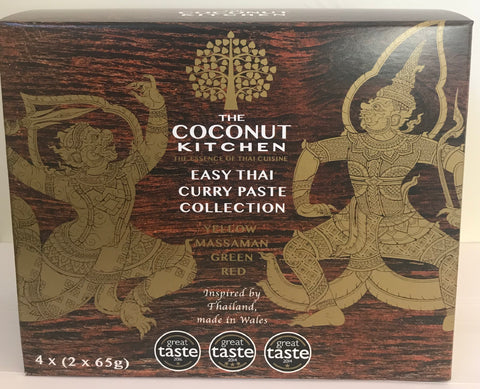 Coconut Kitchen Curry Paste Gift Set (6 x (4 x 65g))