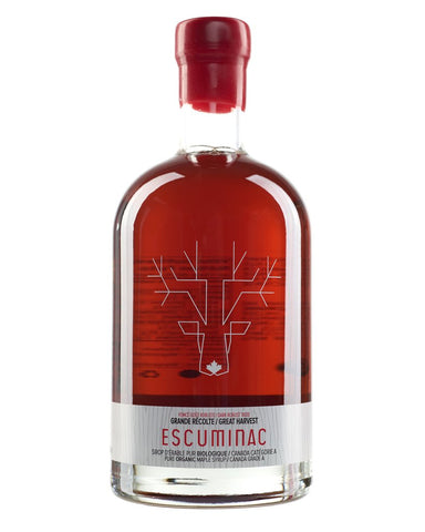 Escuminac - MAPLE SYRUP ESCUMINAC Great Harvest / Grande Rzcolte (6 x 200ml)