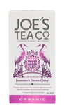 Joe's Tea Jasmine's Green Glory (6x15 bags)