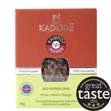 Kadode Kampot Pepper Red Kampot Pepper (12x40g)
