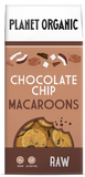 Planet Organic Chocolate Chip Macaroons (8x90g)