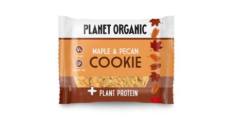 Planet Organic Protein Cookie Maple and Pecan (12x50g)