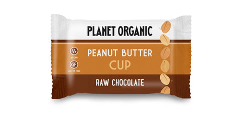 Planet Organic Peanut Butter Cup (15x25g)