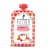 Piccolo Foods Cherry & Yoghurt with wholegrain oats (5x100g)