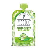 Piccolo Foods Courgette, pea, leek and mint (100% Veg) (7x100g)