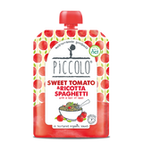 Piccolo Foods Sweet Tomato & Ricotta Spaghetti with Basil (7x130g)