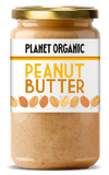 Planet Organic Smooth Peanut Butter (6x425g)