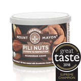 Mount Mayon Pili Nuts with Ecuadorian Cacao (6x130g)