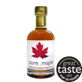Pure Maple Grade A Golden Delicate Taste Maple Syrup (6x330g)