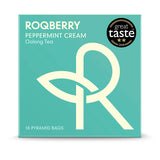 Roqberry Peppermint Cream - Oolong Tea - 18 Bags (6x45g)