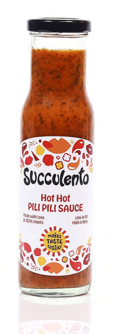 Succulento Hot Hot Pili Pili (6x250ml)