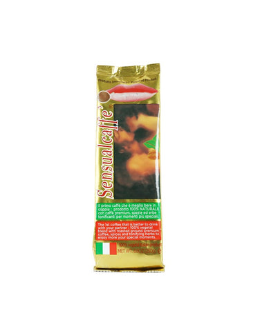 Mighty Green Coffee-Sensual Coffee Ground (10x250g)
