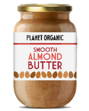 Planet Organic Smooth Almond Butter (6x750g)