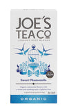 Joe's Tea Co Sweet Chamomile (6x15 bags)