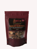 2die4 Activated Tamari Almonds (6x100g)