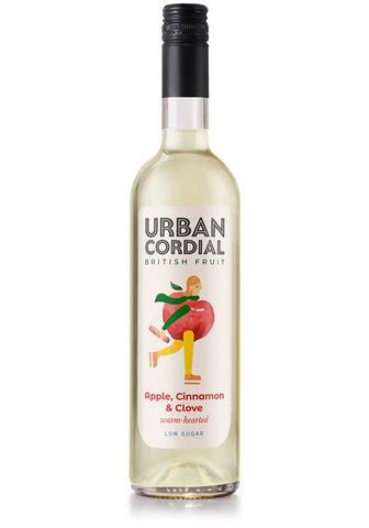 Urban Cordial - Apple Cinnamon & Clove (6x500ml)