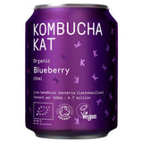 Kombucha Kat - Blueberry (12x250ml)