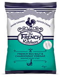 French Kitchen Crisps French Sea Salt and Chardonnay Vinegar (24 x 40g)