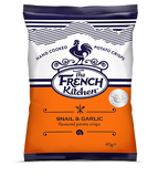 French Kitchen Crisps Snail and Garlic (24 x 40g)