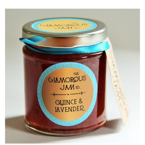 The Glamorous Jam Co. Quince & Lavender Jam (12x200g)