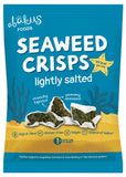 Abakus Foods - Lightly Salted Seaweed Crisps (12x18g)