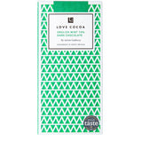 Love Cocoa English Mint 71% Organic Dark Chocolate Bar (12 x 75g)