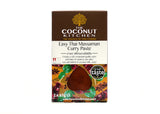 The Coconut Kitchen Easy Thai Massaman Curry Paste Sachet (6x 2x65g)