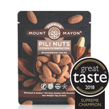 Mount Mayon Pili Nuts with Ecuadorian Cacao (12x12g)