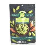 Mount Mayon Pili Nuts with Kyoto Matcha (12x85g)