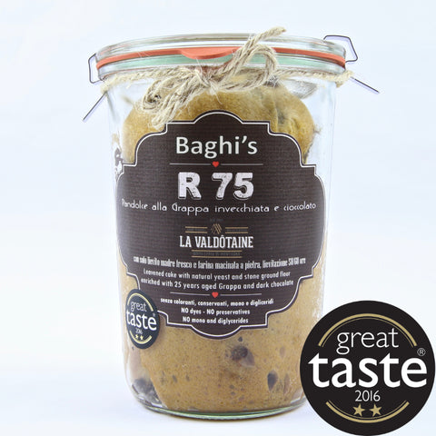 Baghi's R75 Sottovetro (6 x 240g)