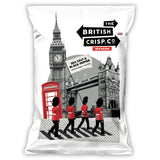 British Crisp Co Sea Salt & Black Pepper Crisps (26x40g)