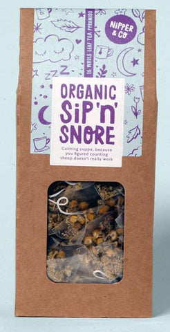 Nipper & Co Sip n Snore Sleep Easy (1 x24g)