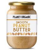 Planet Organic Smooth Peanut Butter (6x700g)
