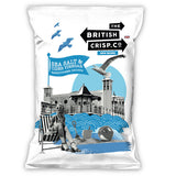 British Crisp Co Salt & Vinegar Handcooked Crisps (26x40g)