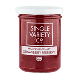 Single Variety Malling Centenary Strawberry Preserve (6x220g)