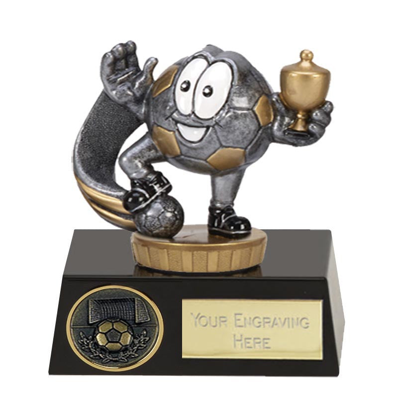 Flexx Fun Football Trophy - Ace Trophies
