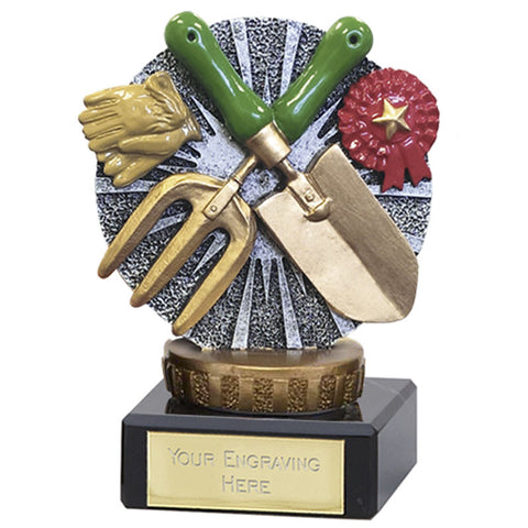Classic Gardening Trophy - Ace Trophies