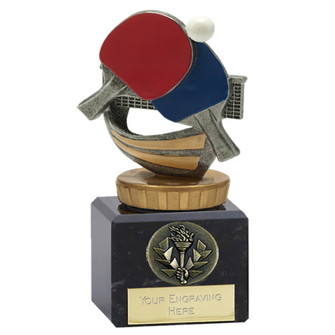 Flexx Classic Table Tennis Trophy - Ace Trophies