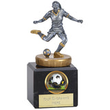 Classic Flexx Female Football Figure Trophy - Ace Trophies
