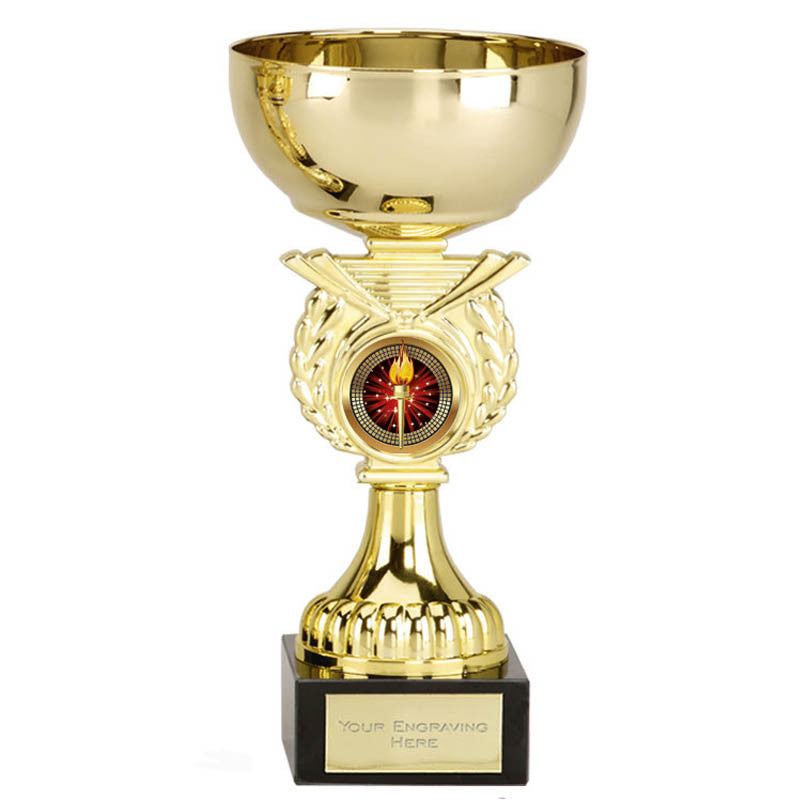 Crusader Gold Cup - Ace Trophies