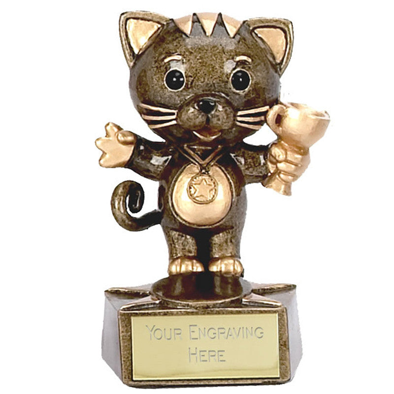 Cat Trophy - Ace Trophies